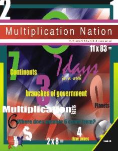 Multiplication Nation